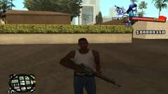 Anime C-Hud para GTA San Andreas