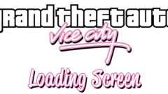 Inicio pantallas de GTA Vice City