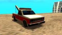 Nuevo Remolque (Bobcat) para GTA San Andreas