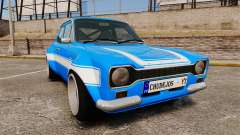 Ford Escort MK1 FnF Edition