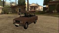VAZ 2105 versión temprana