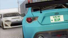 Scion FR-S 2013 Beam para GTA San Andreas