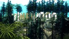 New Vinewood Realistic para GTA San Andreas