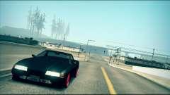 Elegy P1kachuxa Private para GTA San Andreas
