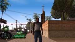 C-HUD Hulk para GTA San Andreas