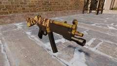 El subfusil HK MP5 Caída Camuflaje