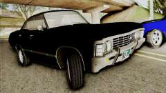 Chevrolet Impala SS 1967 Hardtop Sedan 396