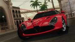 Alfa Romeo Zagato TZ3 2012