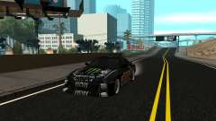 Nissan Silvia S14 Monster Energy KENDA Tire