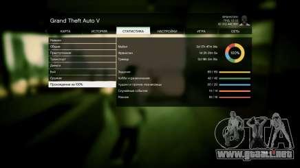 Guardar GTA 5 100% y más de 1 mil millones de PS3 para GTA 5