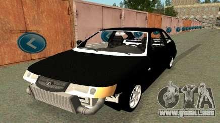 VAZ-21123 TURBO-Serpiente para GTA San Andreas