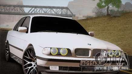 BMW 730d E38 1999 para GTA San Andreas
