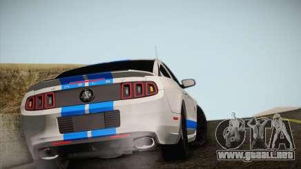 Ford Shelby GT500 2013 para GTA San Andreas