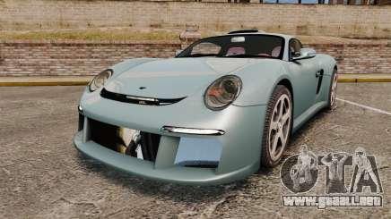 Ruf CTR3 para GTA 4