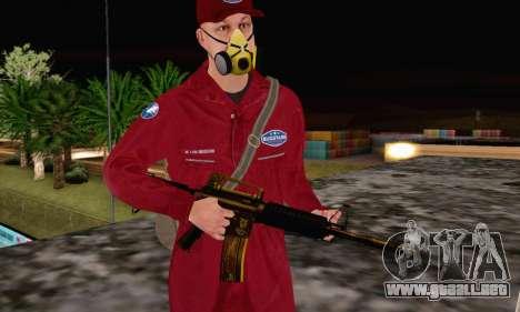 Bug Star Robbery para GTA San Andreas sexta pantalla