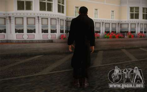 Gary King para GTA San Andreas segunda pantalla