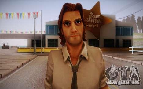 Bigby Wolf para GTA San Andreas tercera pantalla