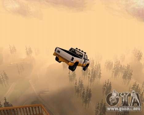 Recogida Nuevo para la vista superior GTA San Andreas