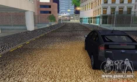 Heavy Roads (Los Santos) para GTA San Andreas twelth pantalla