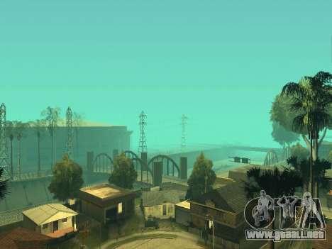Beta Timecyc para GTA San Andreas séptima pantalla