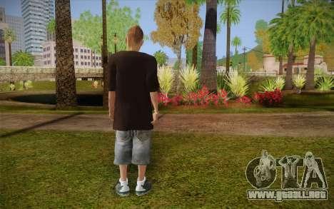Sandr Yokkolo para GTA San Andreas segunda pantalla
