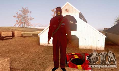 Bug Star Robbery 2 No Cap para GTA San Andreas tercera pantalla