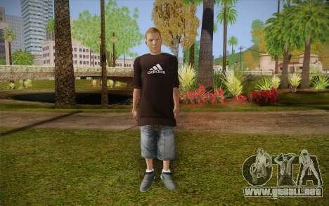 Sandr Yokkolo para GTA San Andreas