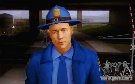 New Sheriff para GTA San Andreas tercera pantalla