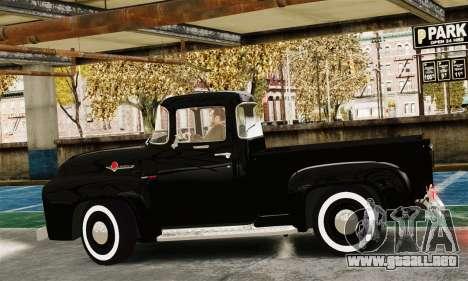 Ford F100 Hot Rod Truck 426 Hemi para GTA 4 left