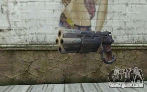 Mercy Gun para GTA San Andreas