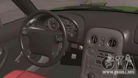 Mazda Miata Hellaflush para la visión correcta GTA San Andreas