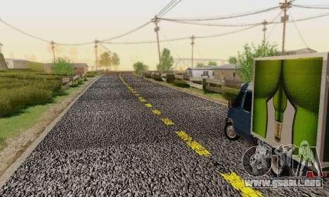 Heavy Roads (Los Santos) para GTA San Andreas undécima de pantalla