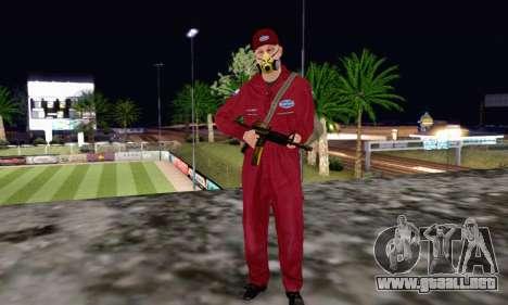 Bug Star Robbery para GTA San Andreas segunda pantalla