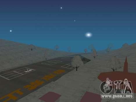 SinAkagi Snow Drift track para GTA San Andreas