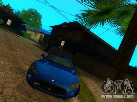 ENBSeries Por Makar_SmW86 v2.0 para GTA San Andreas sucesivamente de pantalla