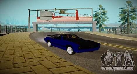 New Stallion para la visión correcta GTA San Andreas