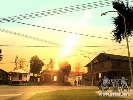 Beta Timecyc para GTA San Andreas quinta pantalla
