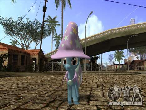 Trixie para GTA San Andreas