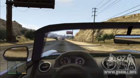GTA 5 First Person Mod