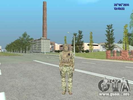 Alfa Antiterrorismo para GTA San Andreas décimo de pantalla