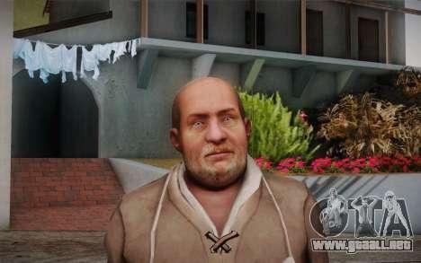 Cocinar para GTA San Andreas tercera pantalla