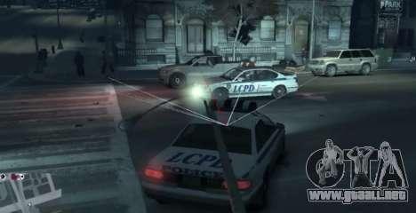 Watch Dogs Style MOD para GTA 4 segundos de pantalla