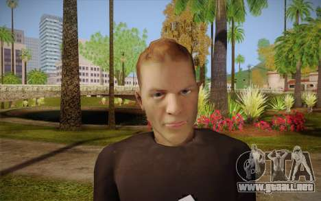 Sandr Yokkolo para GTA San Andreas tercera pantalla