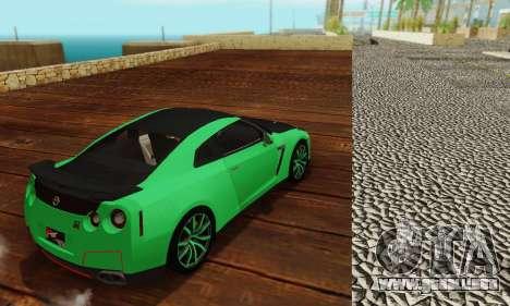 Heavy Roads (Los Santos) para GTA San Andreas séptima pantalla