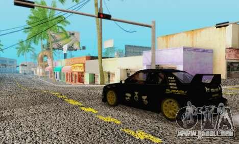 Heavy Roads (Los Santos) para GTA San Andreas sucesivamente de pantalla