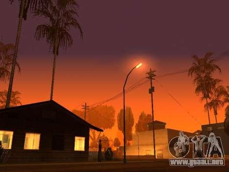 Beta Timecyc para GTA San Andreas tercera pantalla