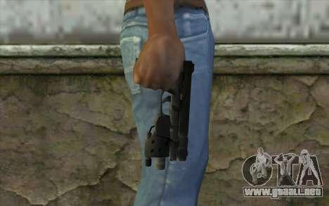 Glock 33 Advance para GTA San Andreas tercera pantalla