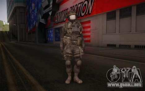 U.S. Secret Service Operative para GTA San Andreas