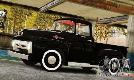 Ford F100 Hot Rod Truck 426 Hemi para GTA 4