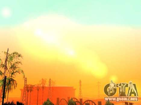 Beta Timecyc para GTA San Andreas sexta pantalla